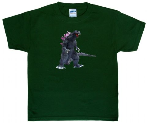 Godzilla 2000 custom Kids T Shirt